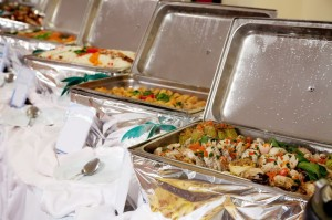 Buffet Catering Style