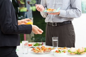 Networking Event Catering