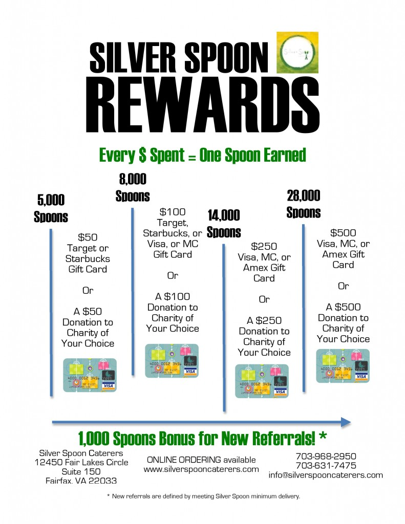 Silver Spoon Rewards