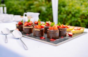 catering blogging
