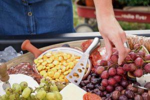company picnic catering va