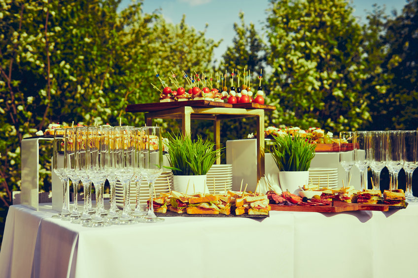 Safe Corporate Event Catering